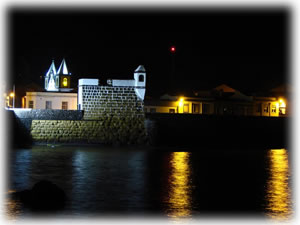 faial by night